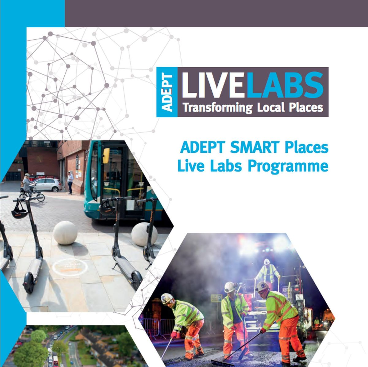 Case studies published from ADEPT Live Labs project