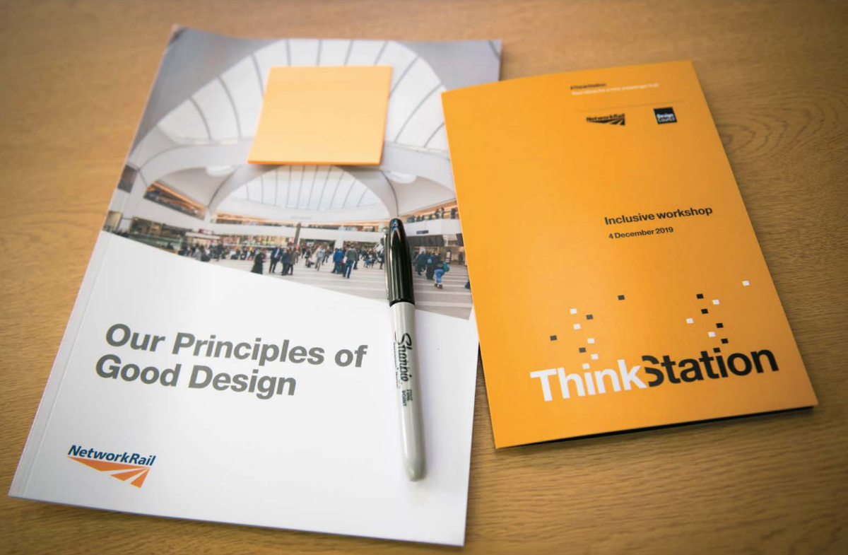 Network Rail: Our Principles of Good Design