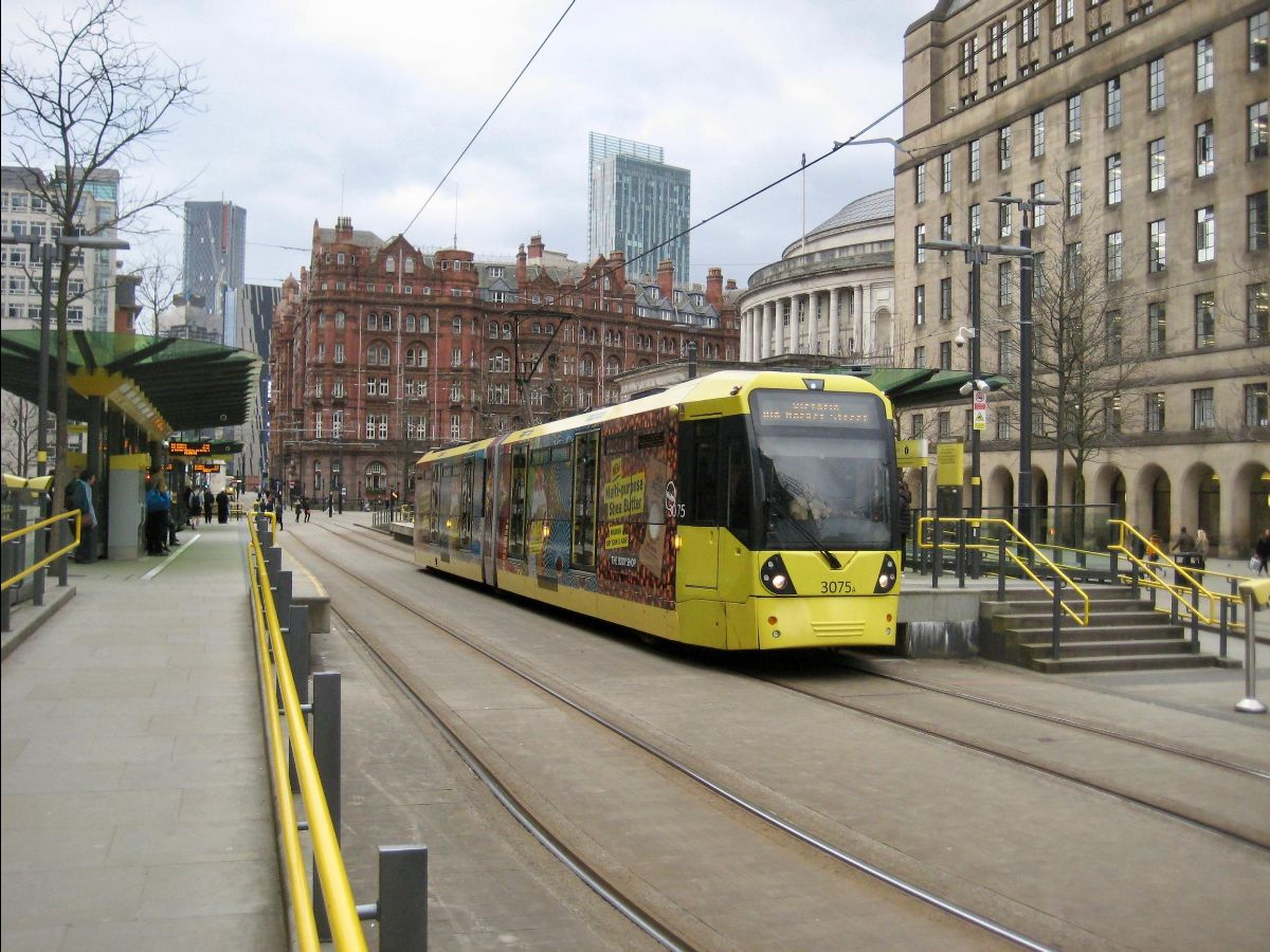 Metrolink: patronage now at 35-40 per cent of pre-Covid levels