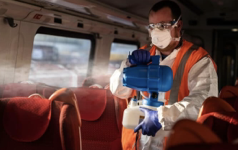 East Midlands Railway swab tests reveal no traces of virus in stations or trains