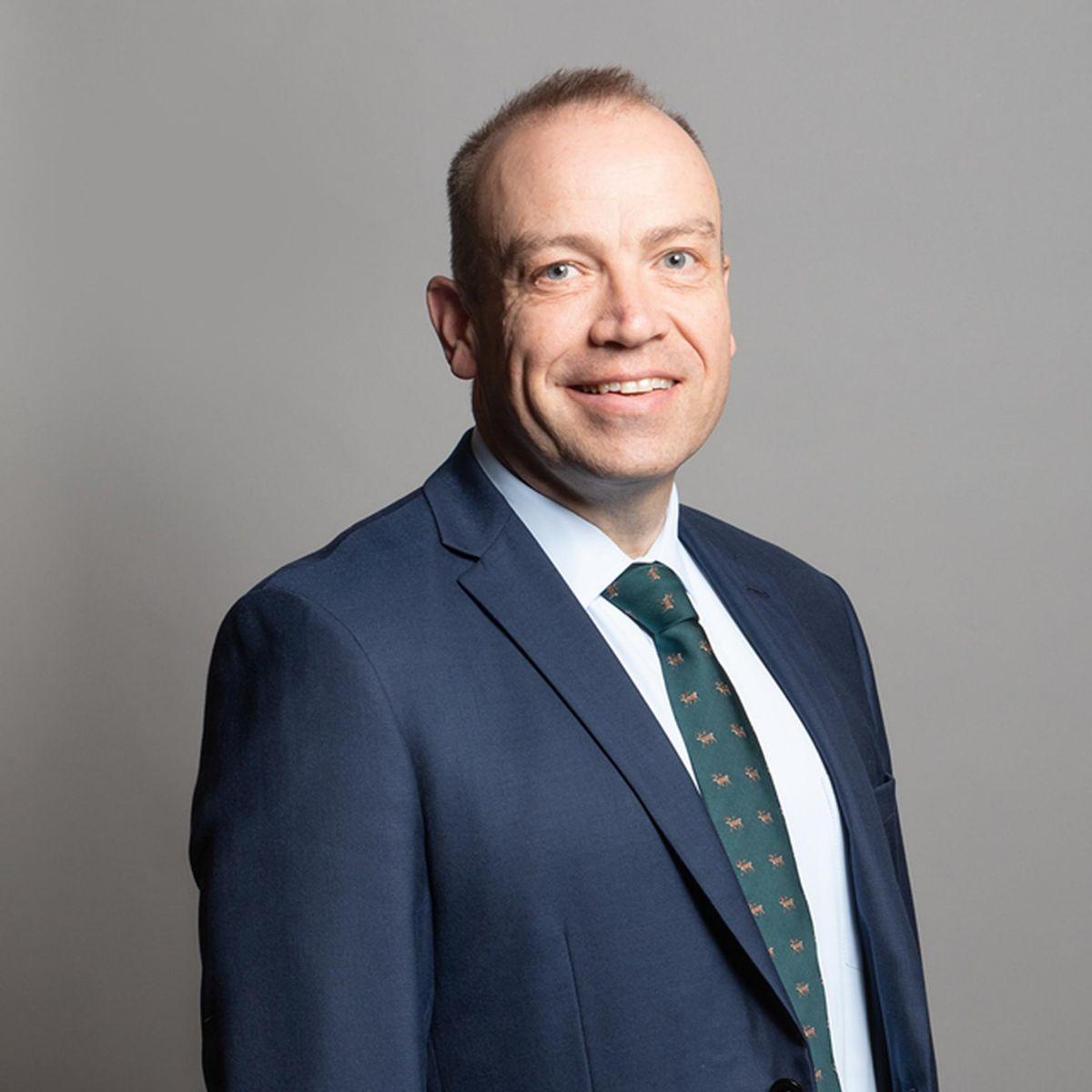 Transport Minister Chris Heaton-Harris