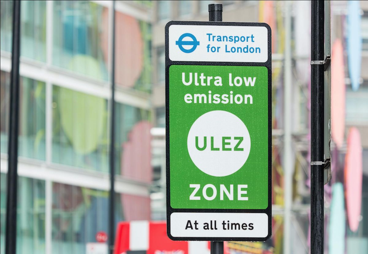 Tighter Low Emission Zone standards come into force in London on 1 March 2021