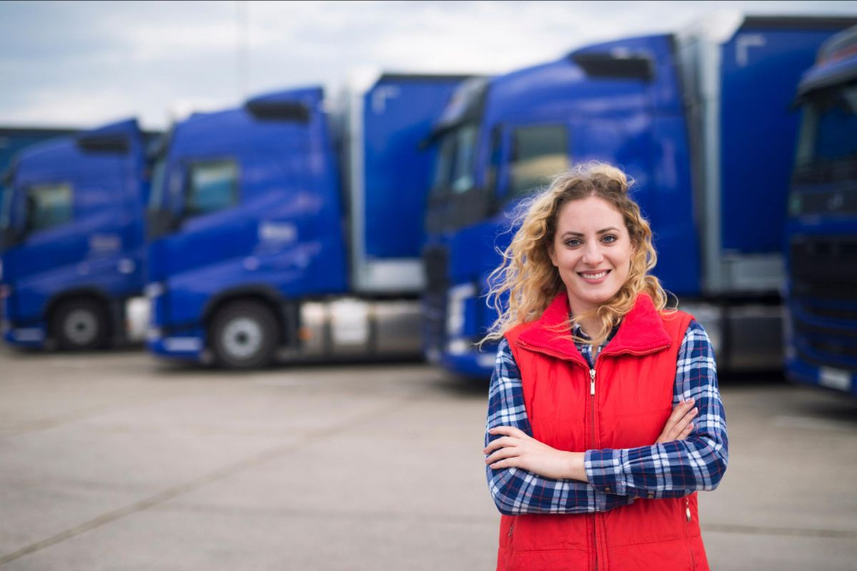More needs to be done to encourage women to pursue a career in transport and logistics, says Returnloads