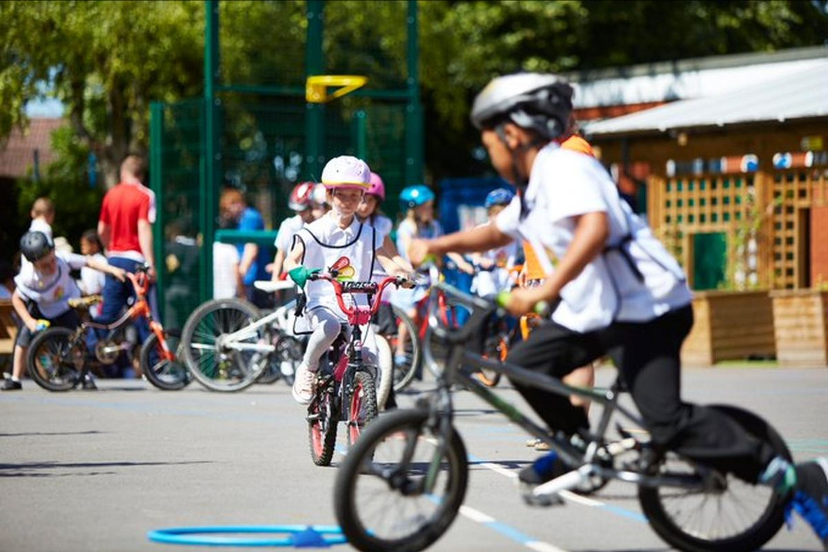 Bikeability classes have resumed
