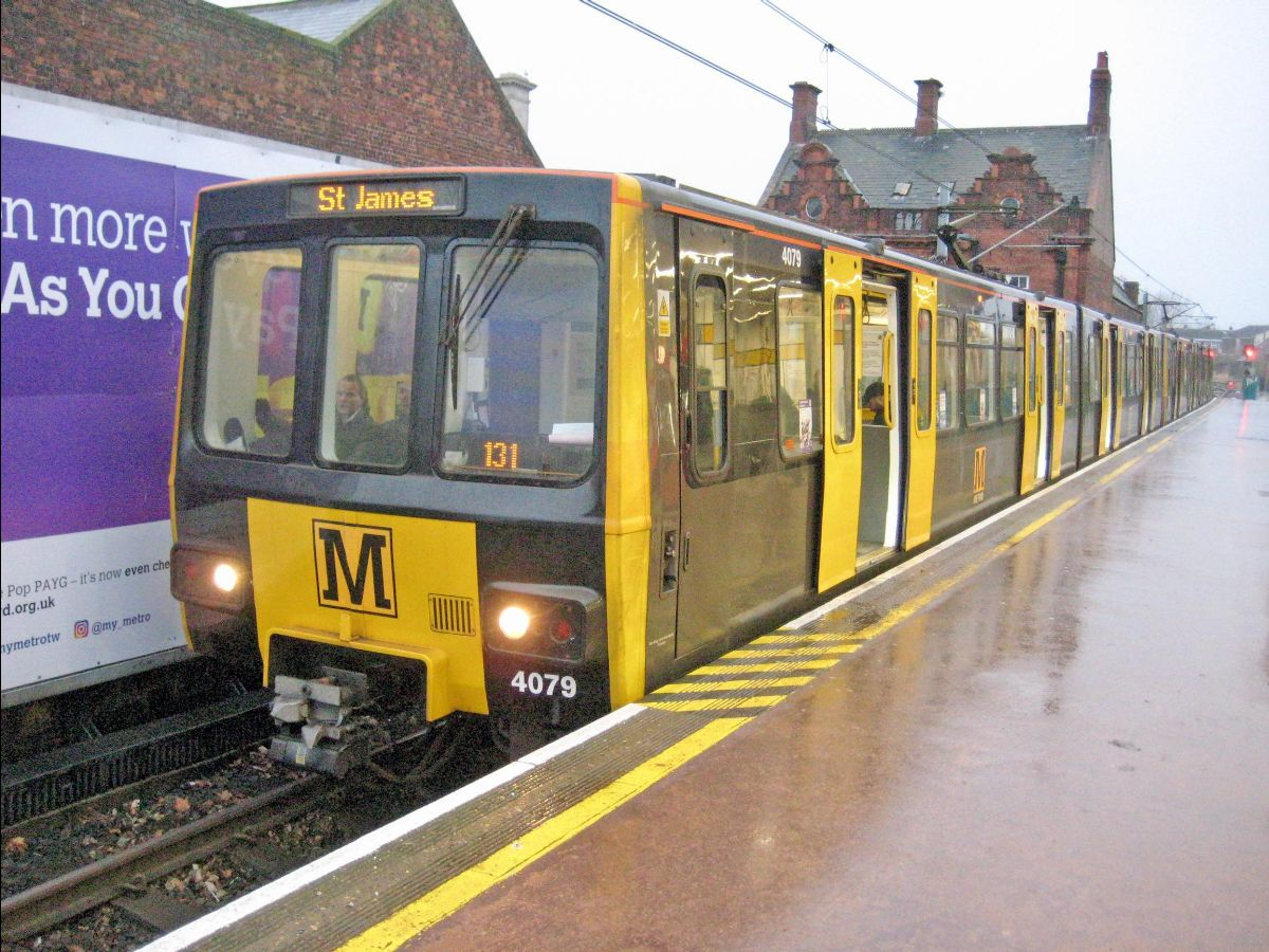 Tyne and Wear Metro: Patronage falling again