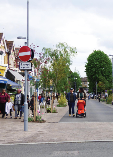 Can low traffic solutions help re-shape and revive our streets?