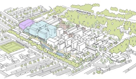 'Garden hospital' plan unveiled for Whipps Cross