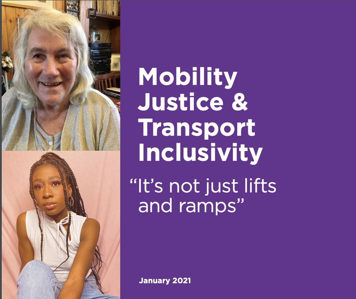 Mobility Justice & Transport Inclusivity