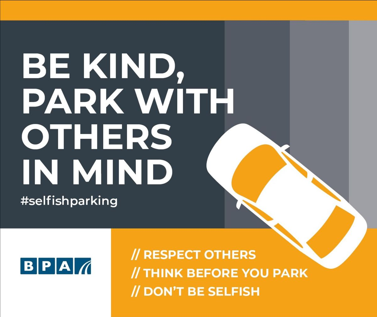 Campaign calls for an end to #selfishparking