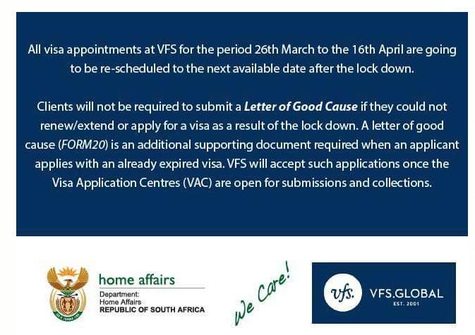 VfS Notice
