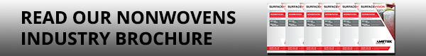 READ OUR NONWOVENS INDUSTRY BROCHURE