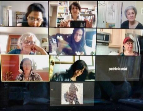 Women in our virtual room