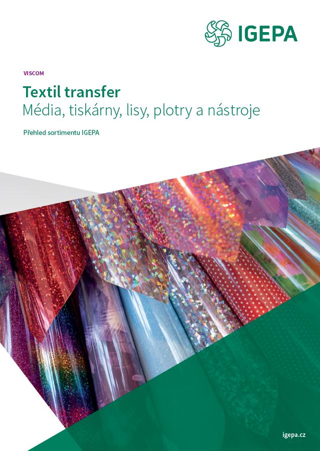 Textil transfer katalog