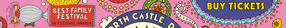 Camp Bestival: Day splits announced & Day Tickets on sale 1