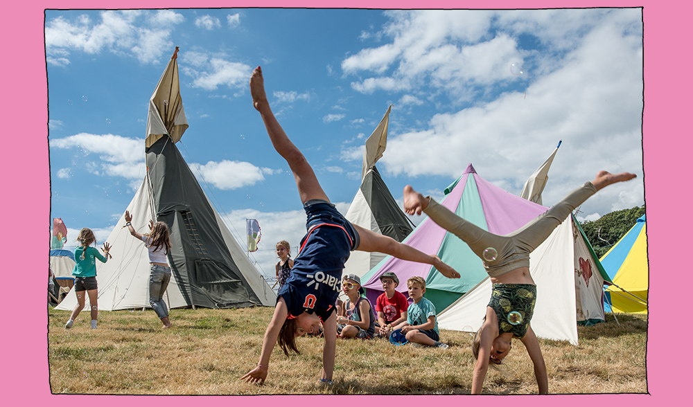 Camp Bestival: Day splits announced & Day Tickets on sale 15