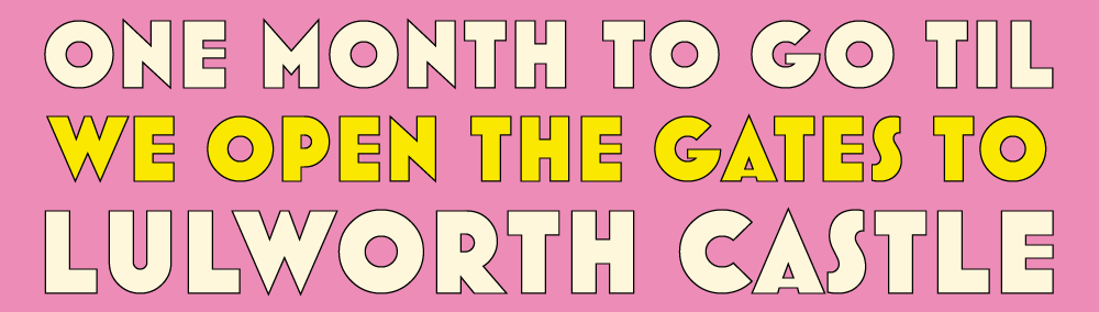 Camp Bestival: One month to go - more stages & acts announced 3