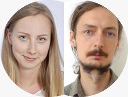 Lucie Beranová and Tomás Kliegr