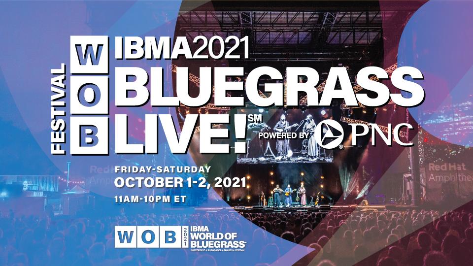 WOB21 Bluegrass Live!