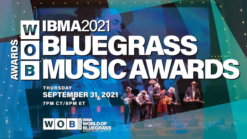 WOB21 Bluegrass Music Awards