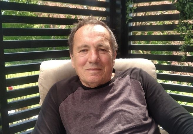 Štefan Škerlak, čebelar, ki je ustanavljal dva hokejska kluba