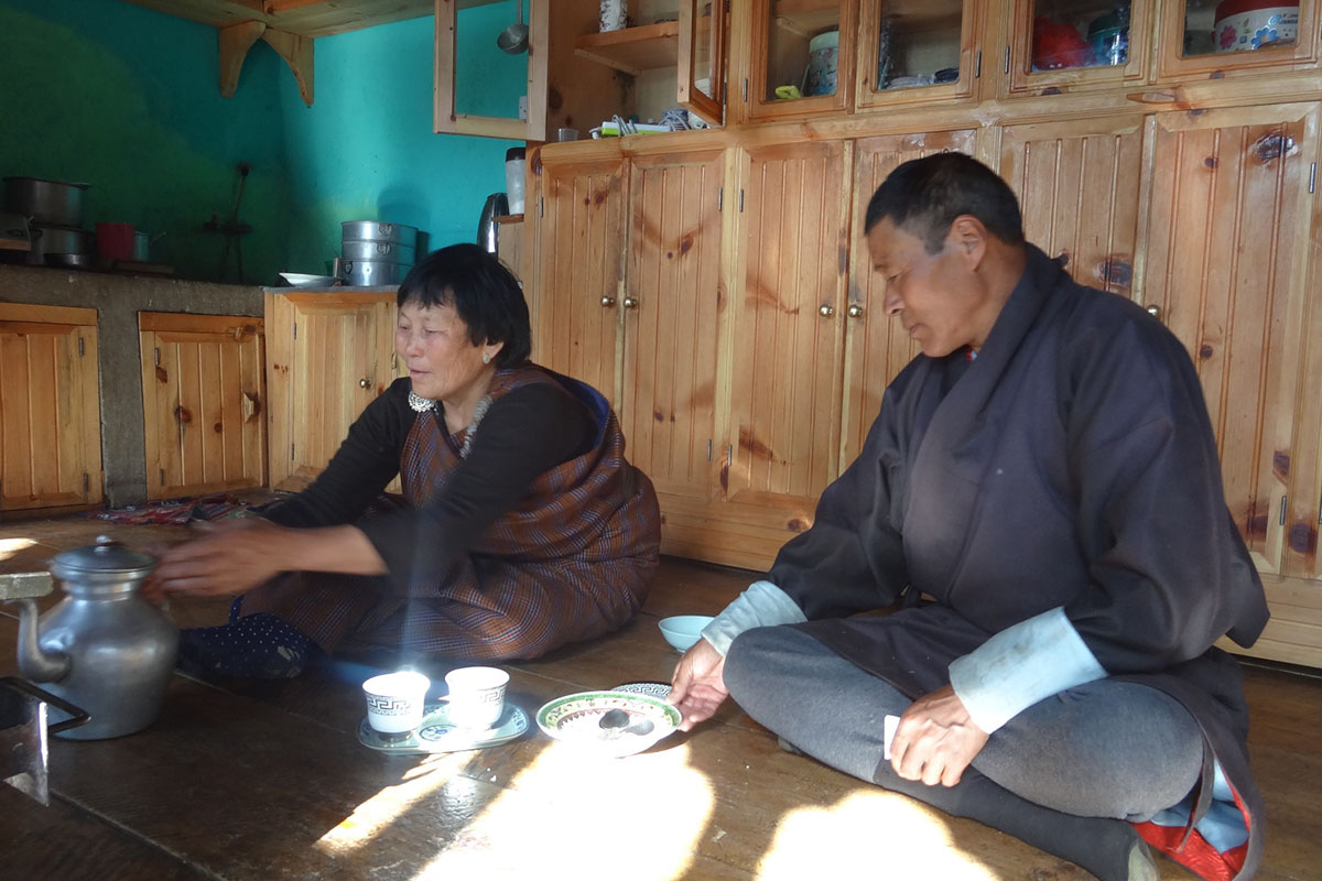 Homestays in Bhutan A gateway for women's empowerment and gender equality