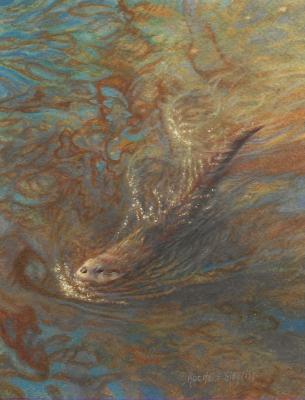 Aquatic Ballerina by Rachelle Siegrist