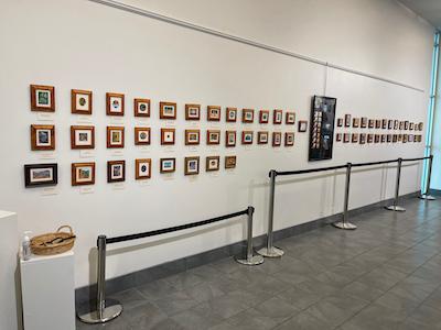 Siegrist Exquisite Miniatures Exhibition in Stuart FL