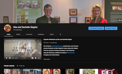 Siegrist YouTube Channel