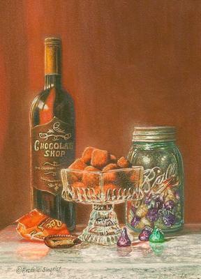 Mmmm ... Chocolate! by Rachelle Siegrist