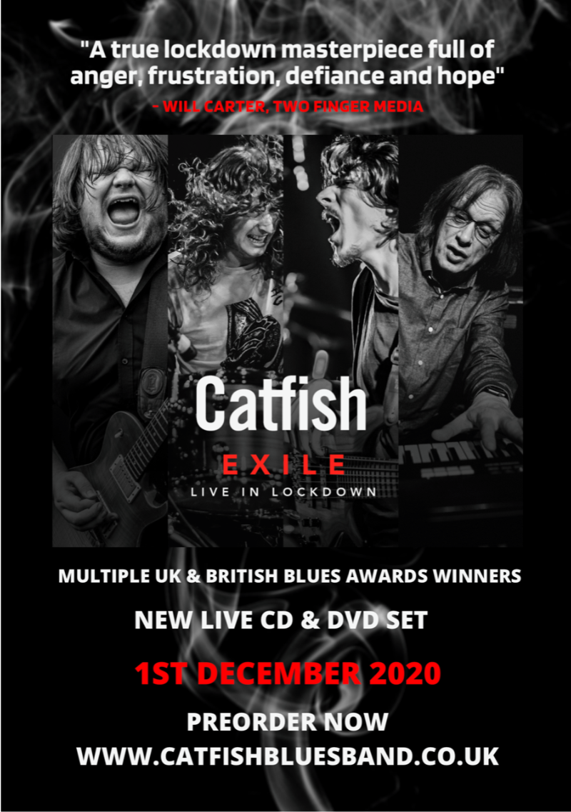 Catfish - Exile Live in Lockdown