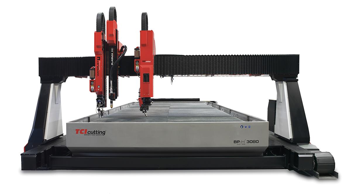 TCI Cutting - Waterjet  cutting machines