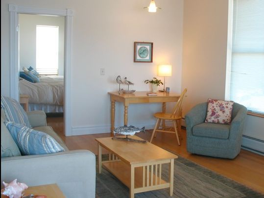 Tidewatcher Rental Suite at The Commons - Eastport, Maine