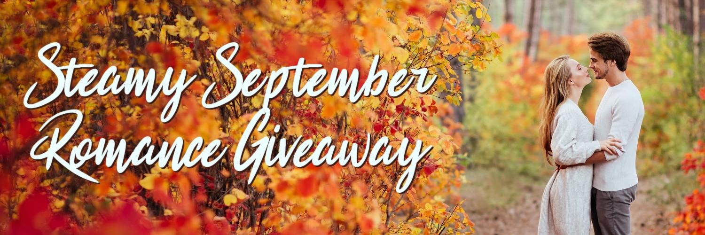 September Steamy Romance Books for Free