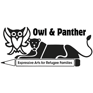 Owl & Panther Expressive Arts for Refugee Families