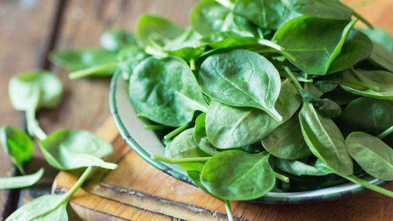 Warum Spinat eines der besten Lebensmittel ist