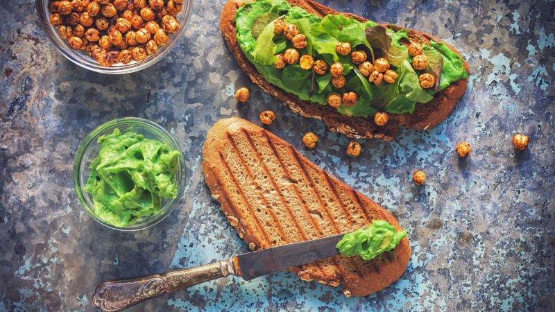 Alternativen zur Avocado