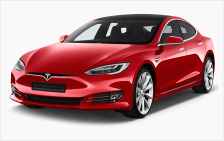 Tesla Model S - 2012-2018