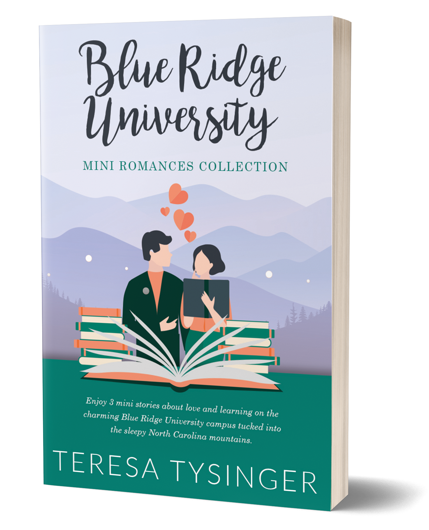 Blue Ridge University Mini Romance Collection