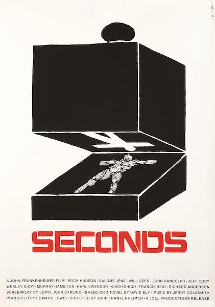 Seconds Original Movie Poster