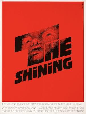 The Shining Original Movie Poster