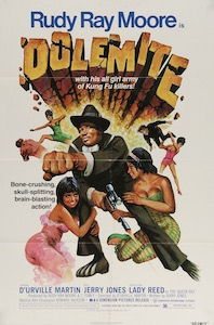 Dolemite Original Vintage Movie Poster