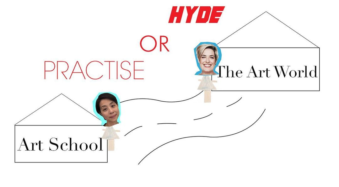 Erika Wong and Alexis Hyde for Hyde or Practise