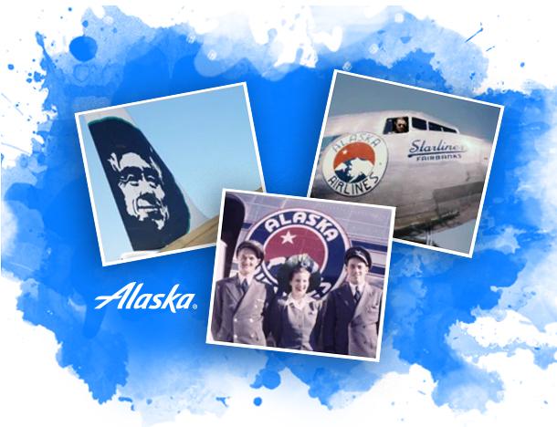Alaska Airlines History