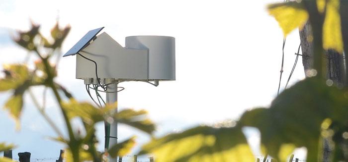 Internet Weather Monitor