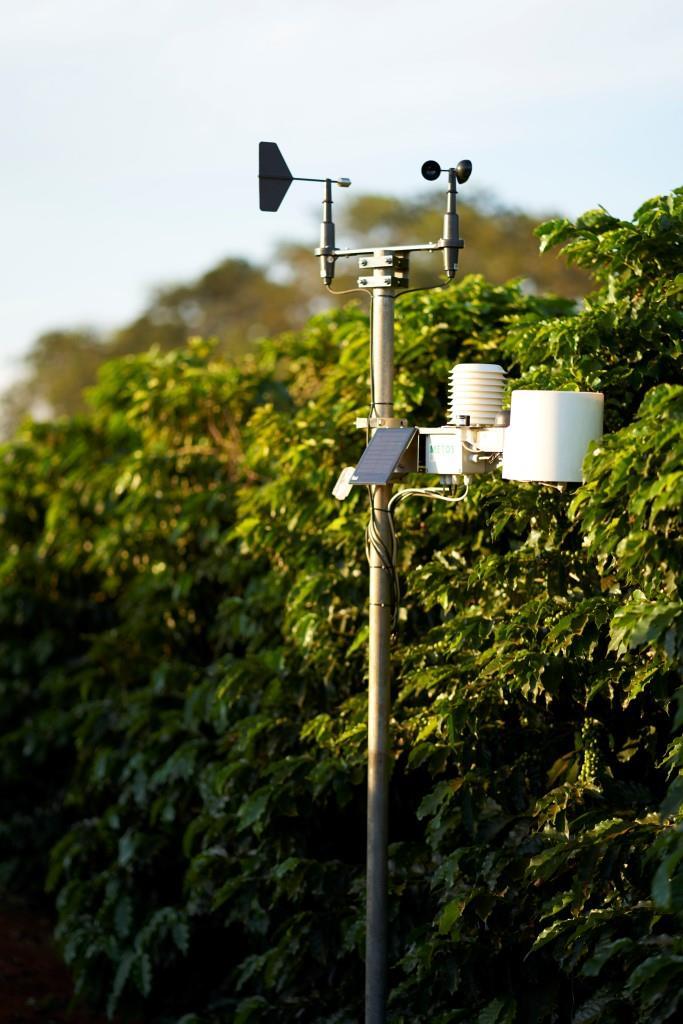 T-Warner Weather Station