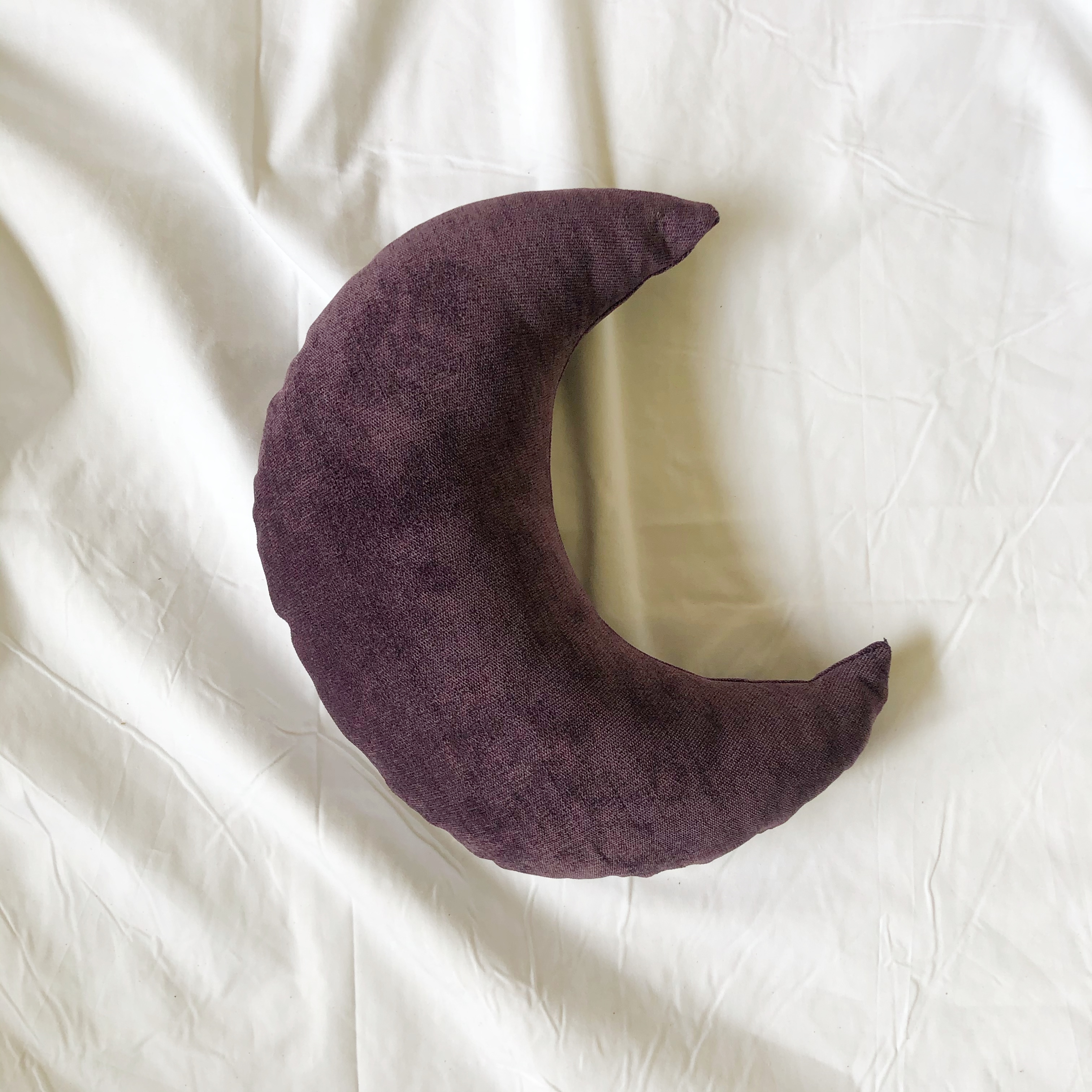Moon-Shaped Throw & Travel Pillow