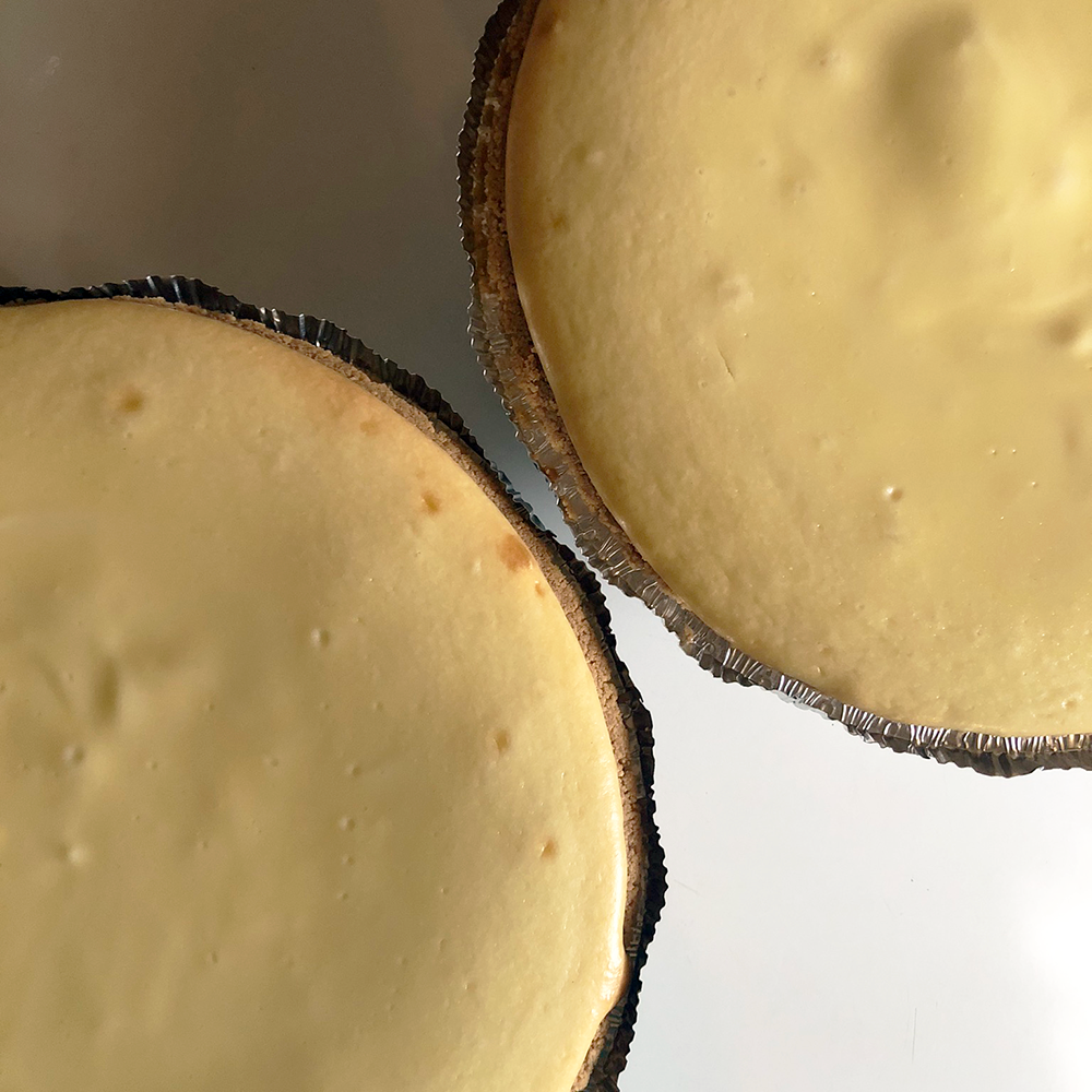 New York-to-Texas Cheesecake
