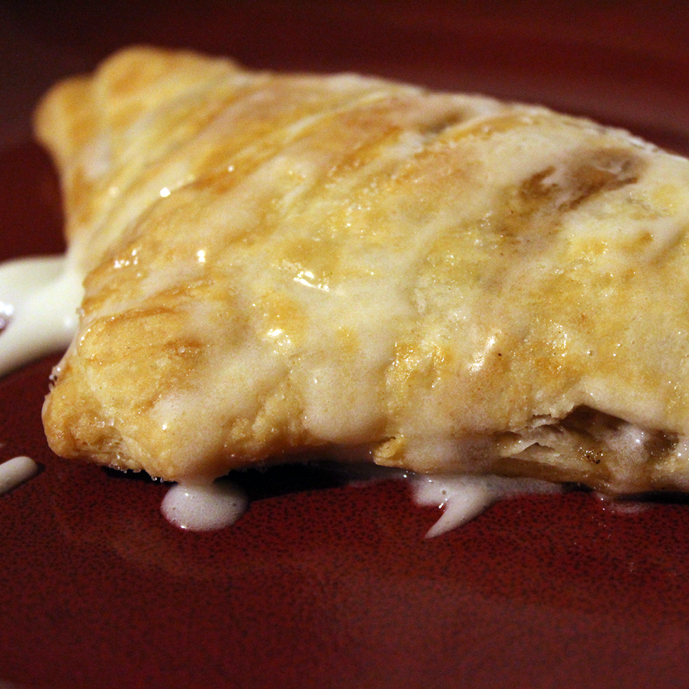 Old-Fashioned Apple Pie Turnovers
