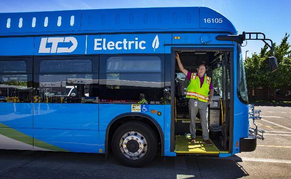 LTD electric bus