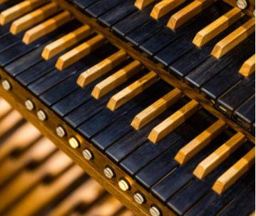 Substitute organists
